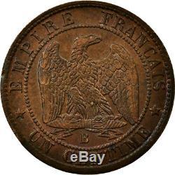 #653466 Monnaie, France, Napoleon III, Napoléon III, Centime, 1854, Rouen