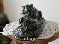 Bronze de Barye