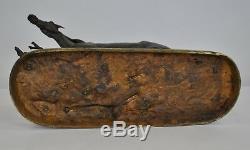 Djinn, PJ Mêne 1846, bronze signé XIXème siècle