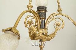 Lustre style Louis XVI Napoléon III