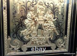 Meuble Louis XIV signé Béfort en marqueterie Boulle Epoque Napoléon III