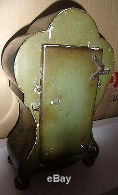 Napoleon III Superbe Cartel LXV Bois Laquee XIX Authentique Pietement Bronze