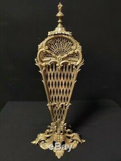 Pare-feu En Bronze Napoléon III