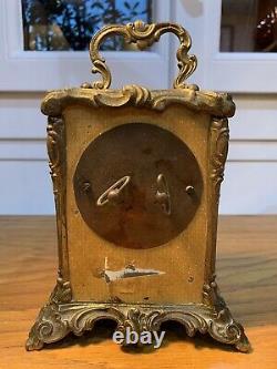 Pendule ancienne Charles X Napoleon 3 Clock Horloge