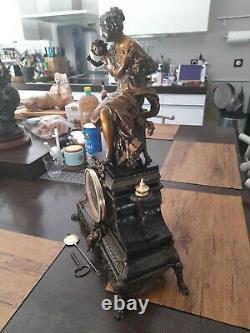 Pendule en bronze