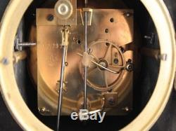 Pendulette astronomique Napoléon III à complications XIXème