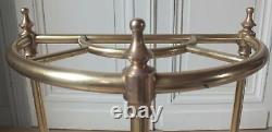 Porte Parapluie Bronze Laiton Napoleon III