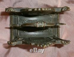 Range courrier Napoléon III bronze Temples Muses Musique & Dessin Méduse